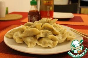 Рецепт Пельмени по-китайски