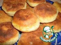 Жареные пирожки на кефире ингредиенты