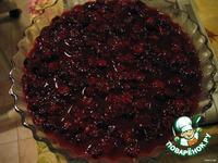 Вишневый пирог ингредиенты