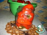 Перец целый консервированный ингредиенты