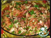 Мясо с баклажанами ингредиенты