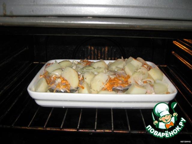 Мясные рулетики с грибами в духовке со сливками рецепт