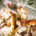 Пирог с сушеным инжиром
