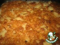 Пирог насыпной яблочный ингредиенты