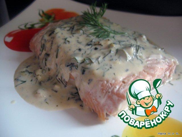 лосось в мультиварке рецепты выпечка