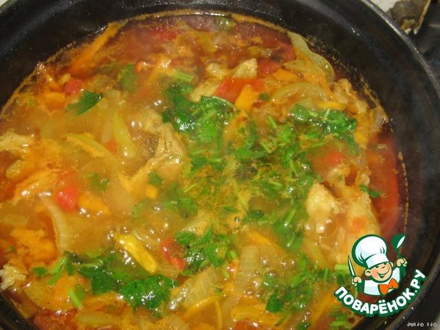 Мясо тушеное с овощами пошаговый рецепт в мультиварке