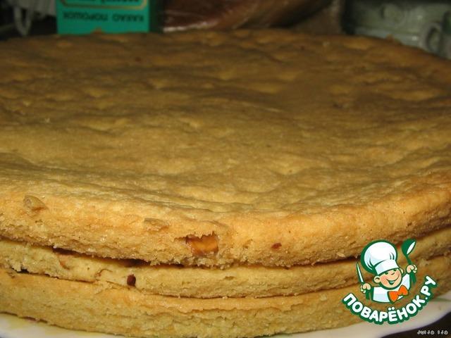Торт греческий рецепт с пошагово в домашних