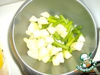 Лазанья постная ингредиенты
