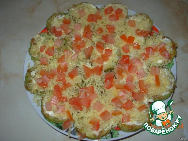 Рецепты на скорую руку кабачки