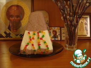 Рецепт Пасха заварная