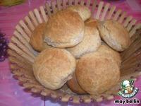 Детские отрубные булочки без яиц и дрожжей ингредиенты