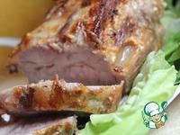 Мясо, запеченное в йогурте ингредиенты