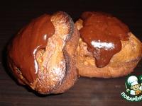 Кексы шоколадные ингредиенты