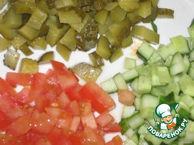 вкусный летний суп рецепт с фото пошагово