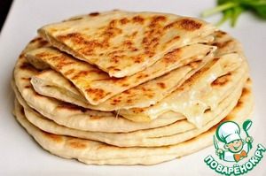 Рецепт Хачапури на быструю руку