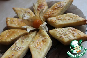 Рецепт Печенье картофельное