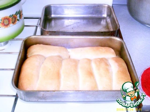 """Плетенка и пирожки """"Аромат детства"""" рецепт приготовления с фотографиями #2"""