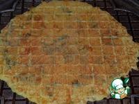 Луковые вафли с сыром ингредиенты