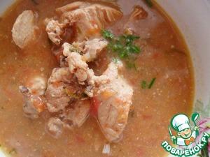 Рецепт Харчо с курицей