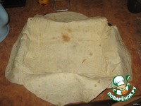 А-ля пицца ингредиенты