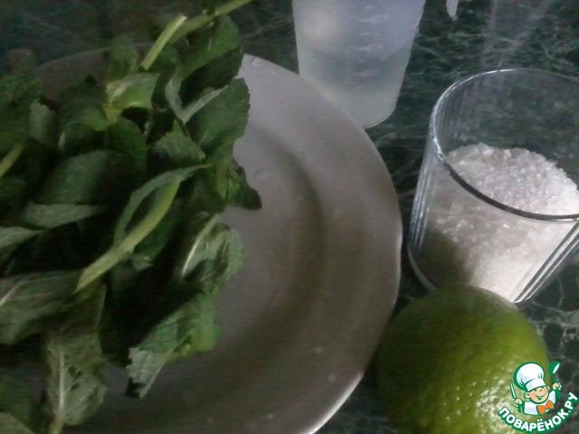 Безалкогольный мохито рецепт пошагово
