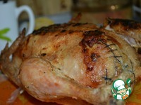 Фаршированная курица с грибами и сыром ингредиенты