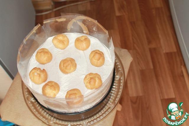 торт суфле рецепт с фото на 20 человек