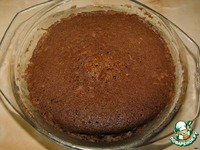 Бисквит за 3 минуты и мини-тортик из него ингредиенты
