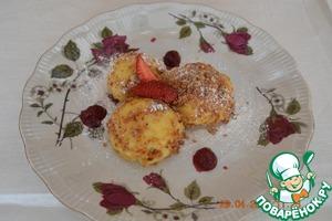Рецепт Кнедли с абрикосами