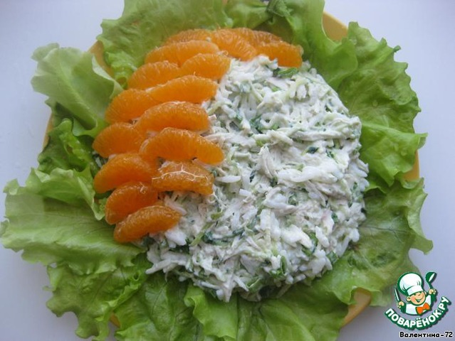 Салат тигруля как готовить и фото