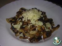Лобио с грибами ингредиенты
