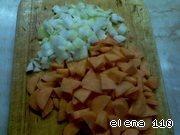 Готовим вкусный рецепт с фото Тушеная картошка с индейкой #2