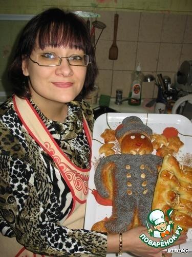 """Готовим домашний рецепт с фотографиями """"Трубочист"""" #6"""
