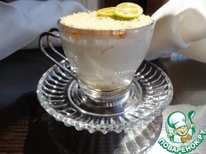 Рецепт Лимонный десерт
