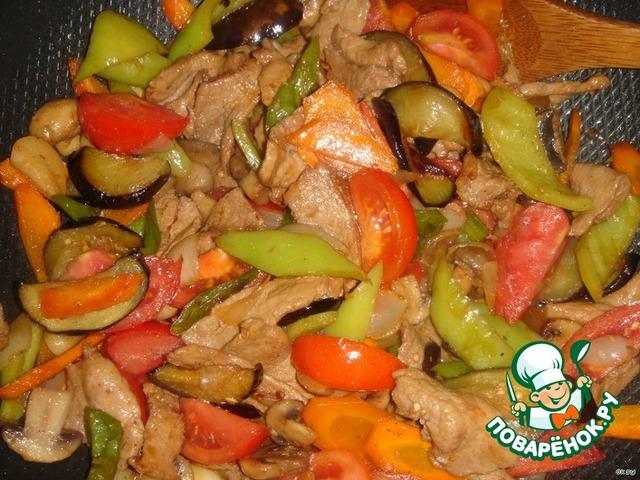 Фаршированные кабачки с грибами запеченные в духовке рецепт