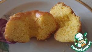 Рецепт Песочный кекс