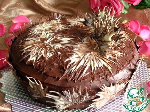 Ананасово-мандаринный торт