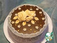 Зеркальная шоколадная глазурь для эклеров и тортов ингредиенты