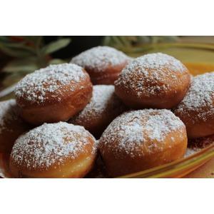 Немецкие пончики Берлинки