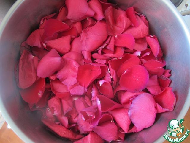 розовая вода рецепт приготовления