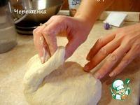 Белый хлеб из дрожжевого теста ингредиенты