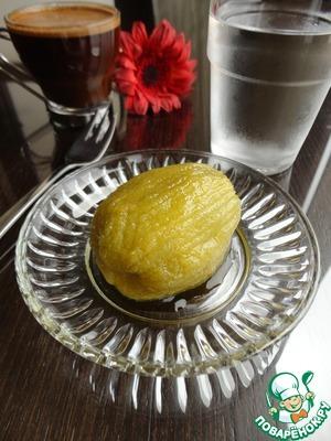 Рецепт Варенье из киви на греческий лад