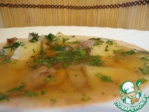 Рецепт Венгерский суп