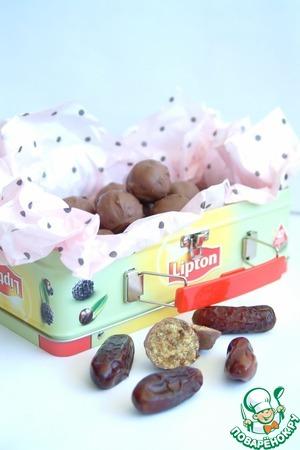 Рецепт Марципановые конфеты из... нута