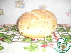 """Рецепт Оливковый хлеб из книги """"Греческая кухня"""""""