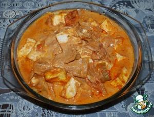 Рецепт Шахи панир