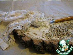 Рецепт Белый (неферментированный) ржаной солод