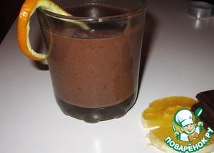 Рецепт Апельсиновый шоколад