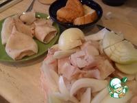 Рыбные котлеты с кальмарами ингредиенты