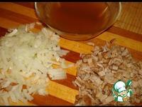 Крученики в подливке из белых грибов ингредиенты
